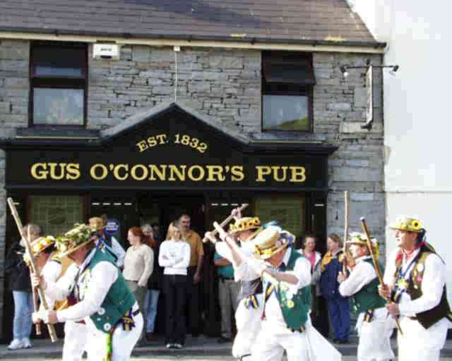 Fires of August at O'Connors in June
