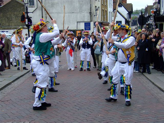 We should be called 'Straightforward Morris' ...