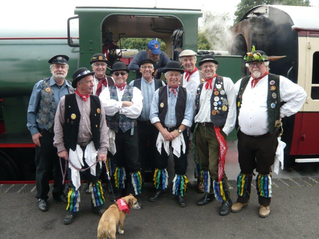 The unfootplate crew