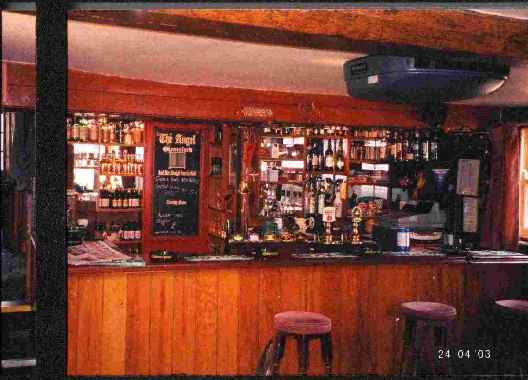 The bar at rest