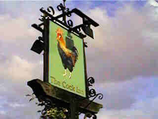 Another sign, another pub, another Tuesday ...